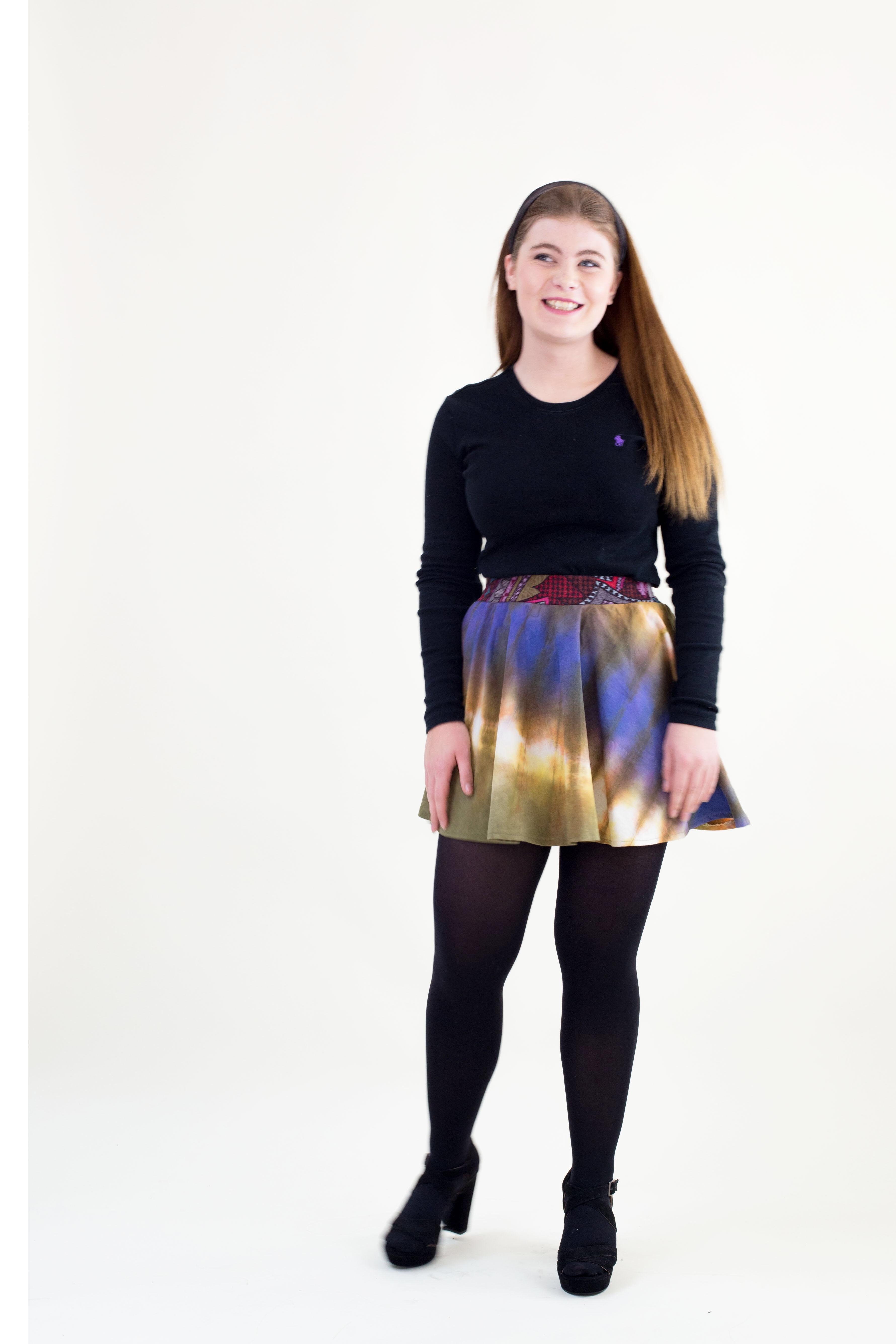 Refashioning style skirts