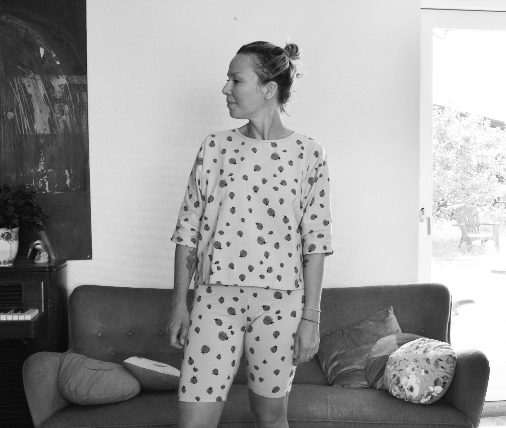 pajama DIY