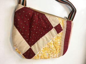 Easy zipper bag