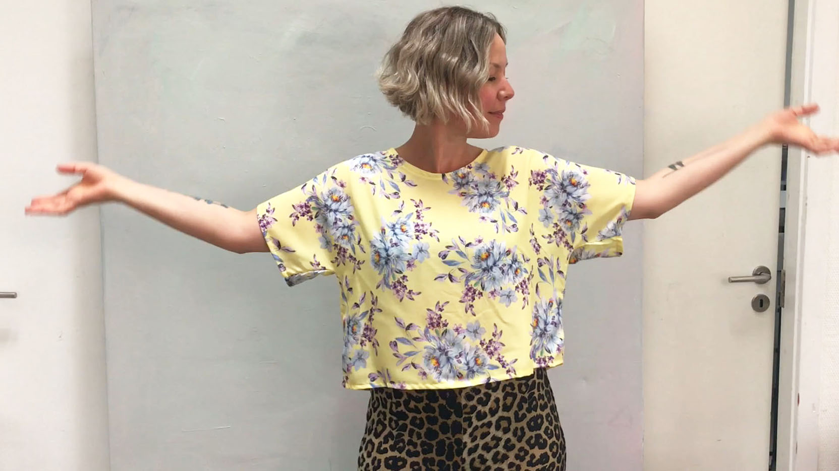 Easy no pattern top tutorials